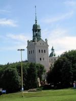 Stettin, Szczecin, Schloss der Herzöge zu Pommern