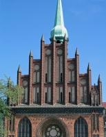Stettin, Szczecin, St. Peter und Paul Kirche