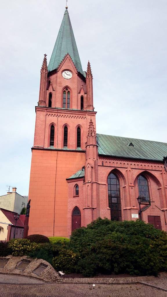 Bad Polzin (Połczyn-Zdrój), Marienkirche