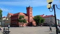 Neustettin (Szczecinek), Rathaus