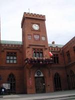 Kolberg (Kołobrzeg), altes Rathaus, heute Heimatmuseum