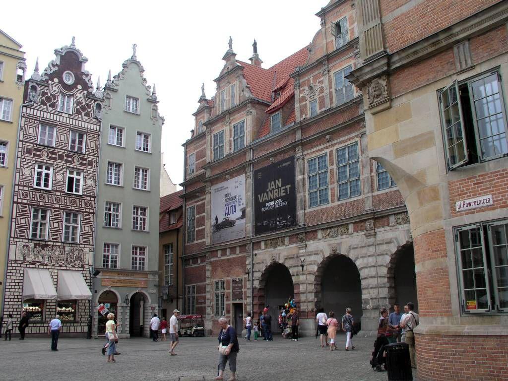 Danzig (Gdańsk), Grünes Tor