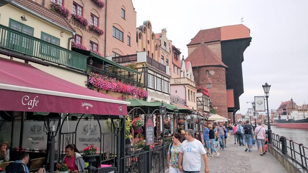 Danzig (Gdańsk), Krantor