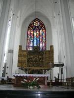 Danzig (Gdańsk), Marienkirche, Altar