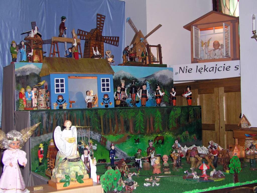"""Breslau, Wrocław, Sandinsel, St. Maria auf dem Sande, """"Sandkirche"""", Puppenhaus"""