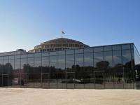 Breslau, Wrocław, Jahrhunderthalle