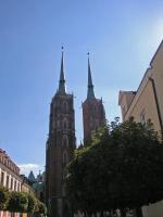 Breslau, Wrocław, Dominsel, St. Johannes Kathedrale, Breslauer Dom