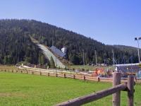 Zakopane,  Wielka Krokiew (Großer Sparren) Skisprungschanze