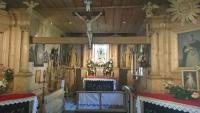 Zakopane, Holzkirche Gottesmutter von Tschenstochau