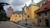 Posen, Franziskanerkloster