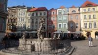 Posen, Marktplatz