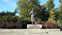Torun, Denkmal Jozef Piesurdski