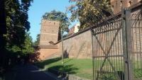 Toruń, schiefer Turm