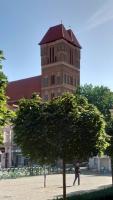 Toruń, St. James's Kirche
