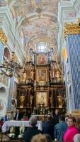 Święta Lipka, Heilige Linde, Basilika, Altar
