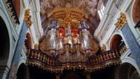 Święta Lipka, Heilige Linde, Basilika, Orgel