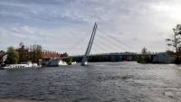 Mikołajki, Nikolaiken, Hafenbereich