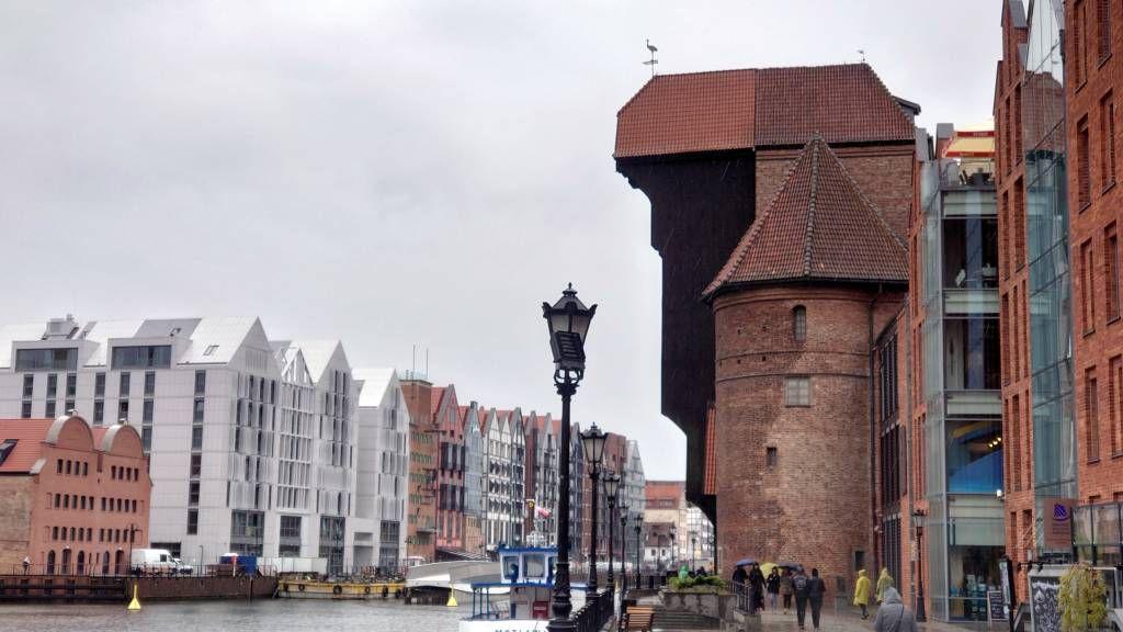 Gdańsk, Danzig, Krantor