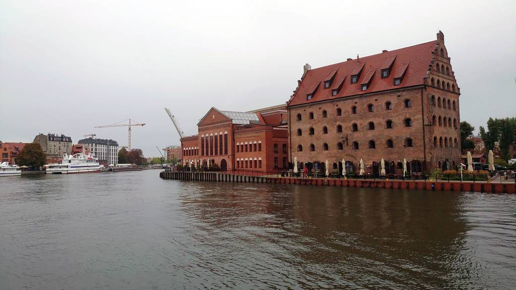 Gdańsk, Danzig, ehemalige Speicher