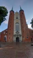 Gdańsk Oliwa, Danzig Oliva, Dom