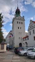 Szczecin, Stettin, Schloss der Herzöge von Pommern