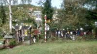 Rügen, Göhren, Nostalgiegarten