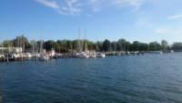 Rügen, Lauterbach, Hafen
