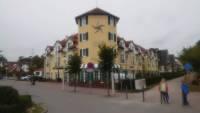 Rügen, Baabe, Hotel