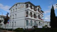 Rügen, Göhren, Hotel Alexa