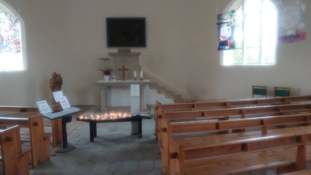 Rügen, Vitt, Kapelle