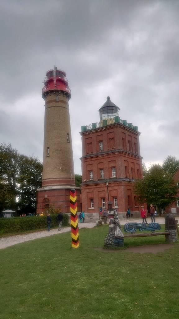 Rügen, Putgarten, Kap Arkona, Leuchtturm