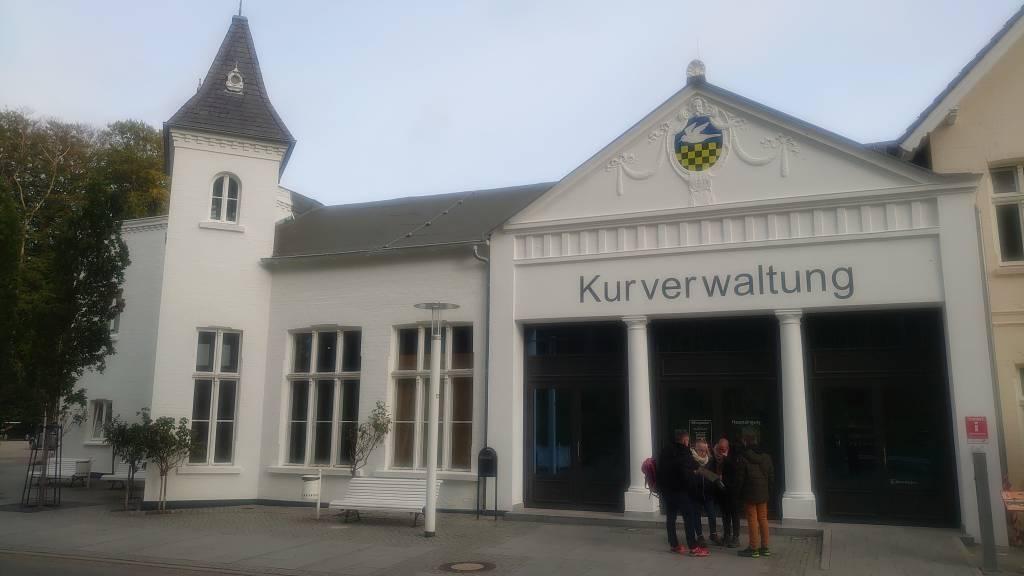 Rügen, Sellin, Kurverwaltung