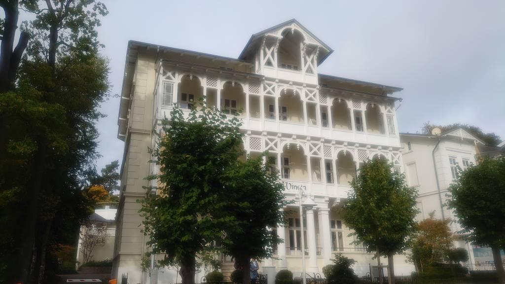 Rügen, Sellin, Hotel