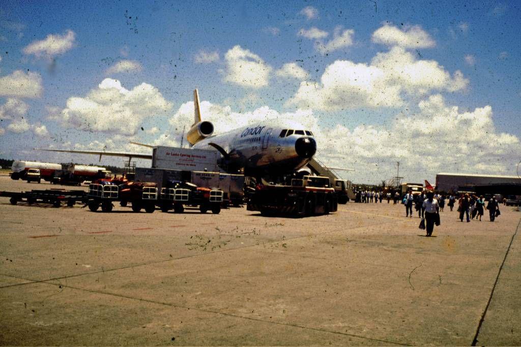 Colombo, Flughafen