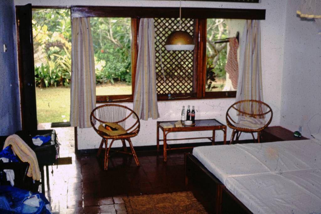 Beruwala, Hotel Swanee, Zimmer