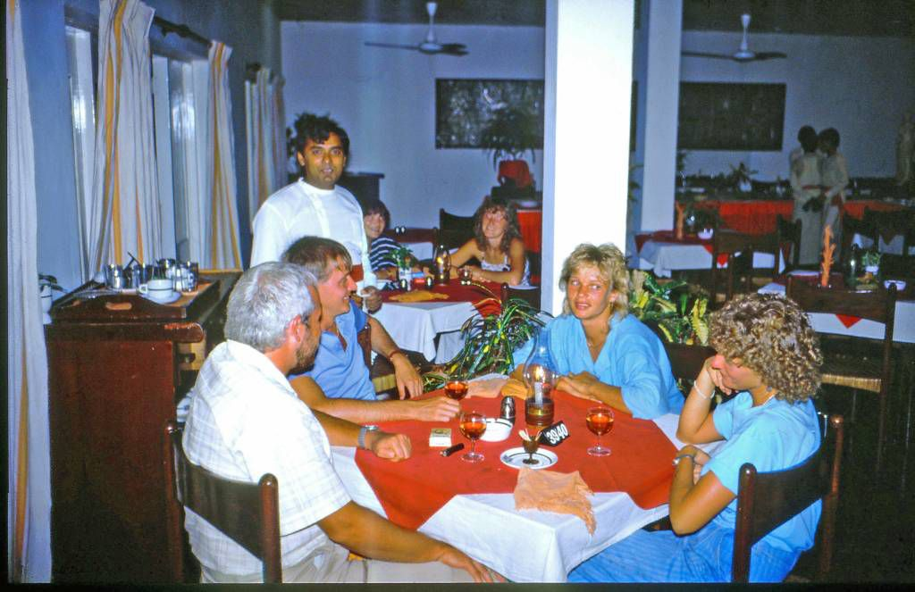 Beruwala, Hotel Swanee, Restaurant