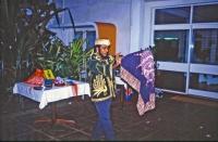 Beruwala, Hotel Swanee, Zauberer