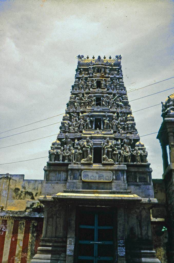 Galle, Hindutempel