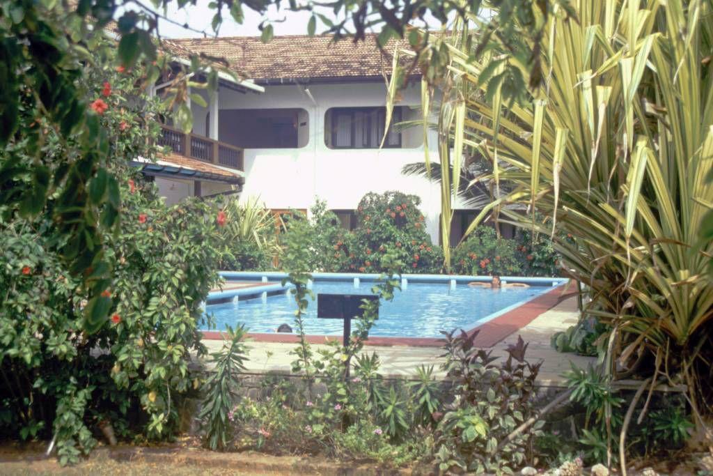 Hikkaduwa, Sunils Beach Hotel, Pool