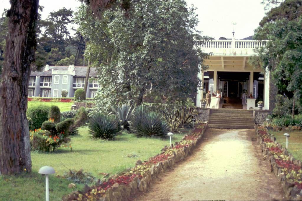 Nuwara Eliya, das St. Andrews Hotel