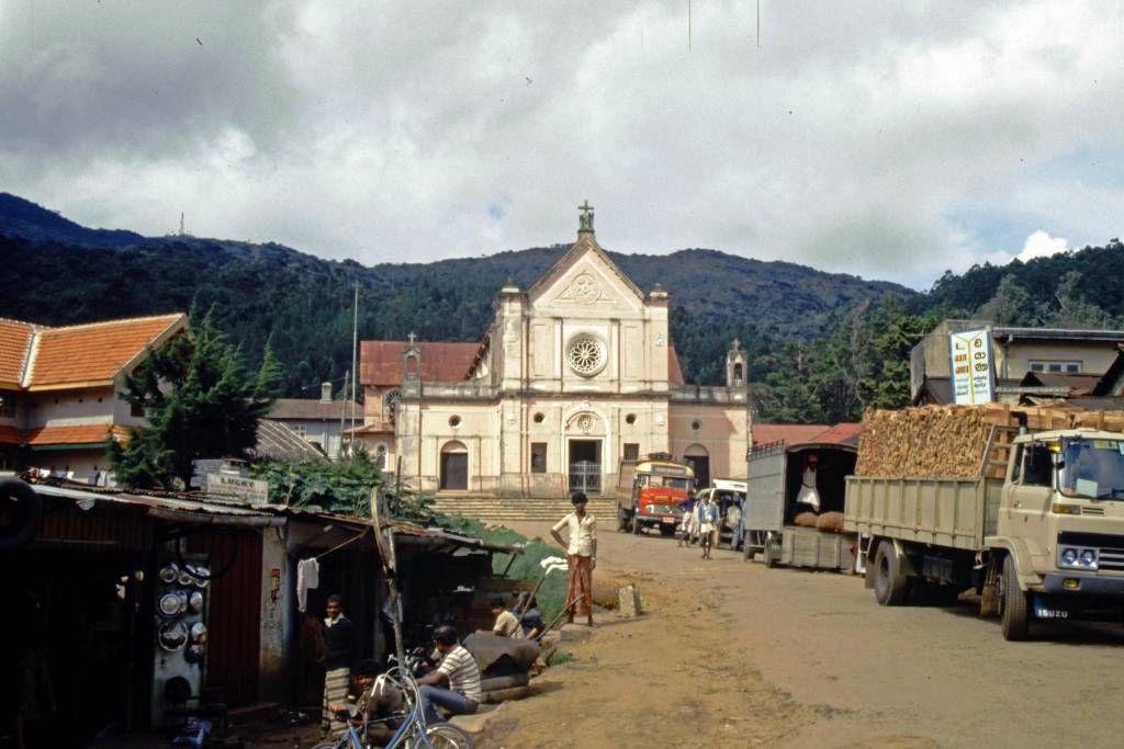 Nuwara Eliya, Kirche