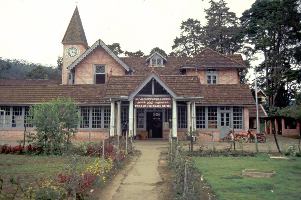 Nuwara Eliya, Postamt