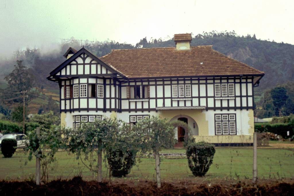 Nuwara Eliya, Kolonialhaus