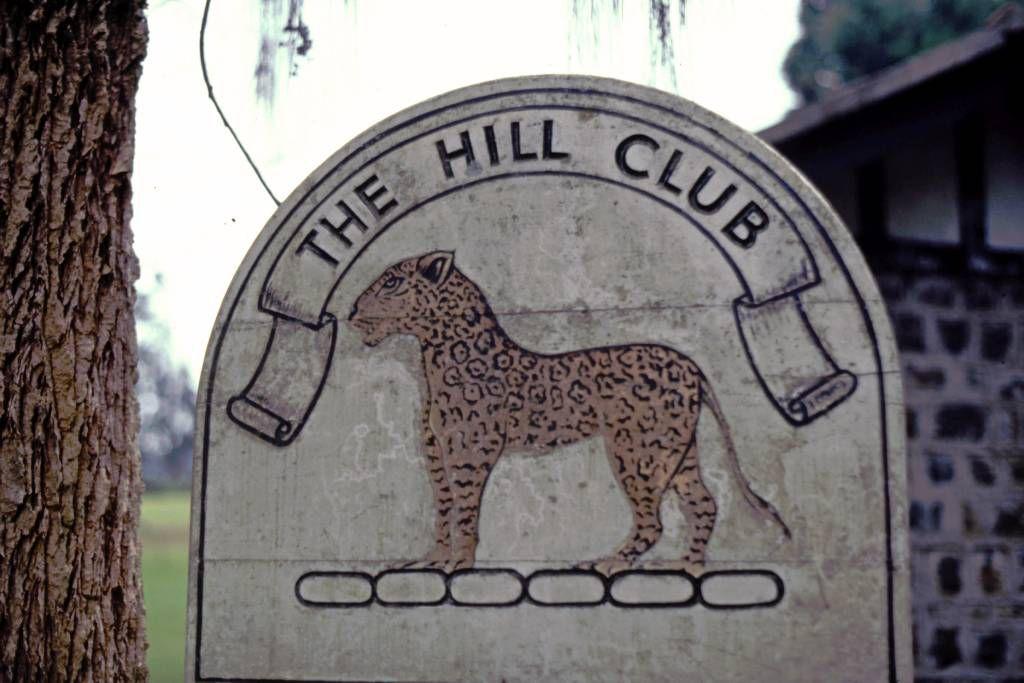 Nuwara Eliya, der Hill Club