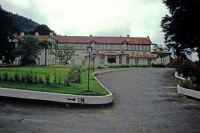 Nuwara Eliya, das Grand Hotel