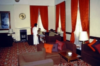 Nuwara Eliya, im Grand Hotel