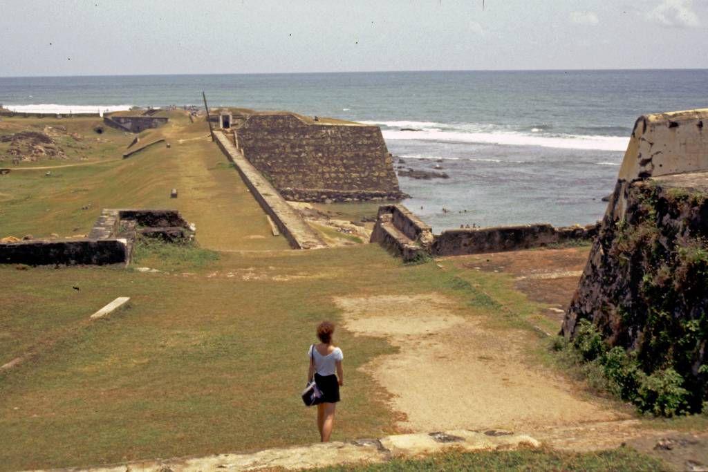Galle, Holländisches Fort