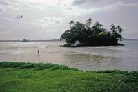 an der Strecke von Hikkaduwa über Galle, Weligama, Ella nach Nuwara Eliya, Count de Mauny Island