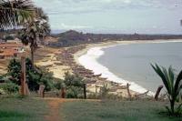 an der Strecke von Hikkaduwa über Galle, Weligama, Ella nach Nuwara Eliya, Weligama