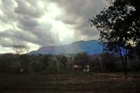 an der Strecke von Hikkaduwa über Galle, Weligama, Ella nach Nuwara Eliya, Landschaft